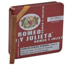Romeo Mini Aroma Tin of 25